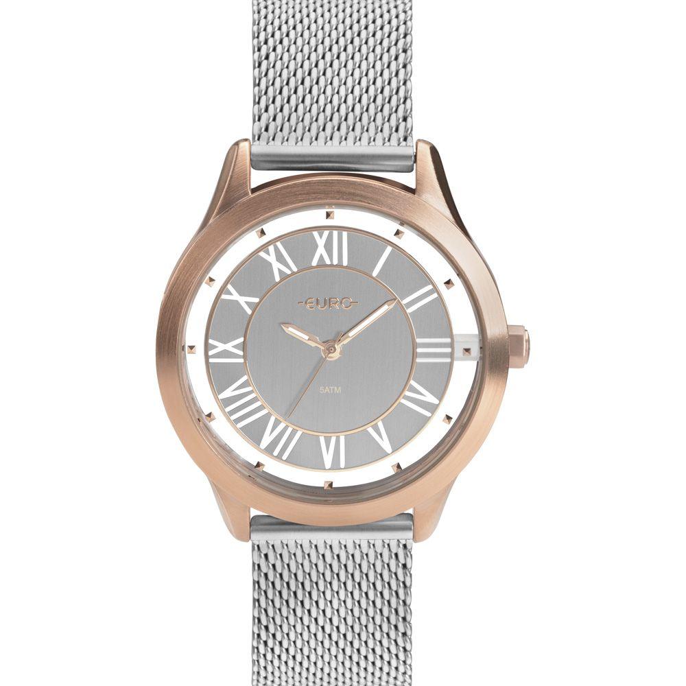 Relógio Feminino Euro Ouse Ser Voce Mesma EU2039JJ/5K