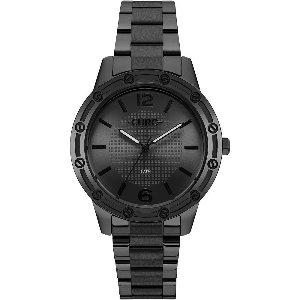 Relógio Feminino Euro Texturas EU2035YNE/4P