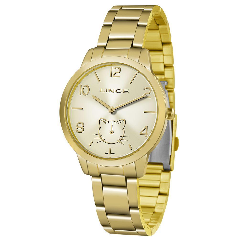 Relógio Feminino Lince Funny LMG4574L-C2KX