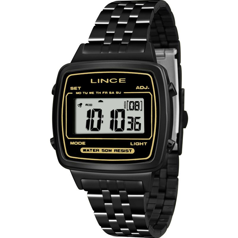 Relógio Feminino Lince SDPH068L-BXPX