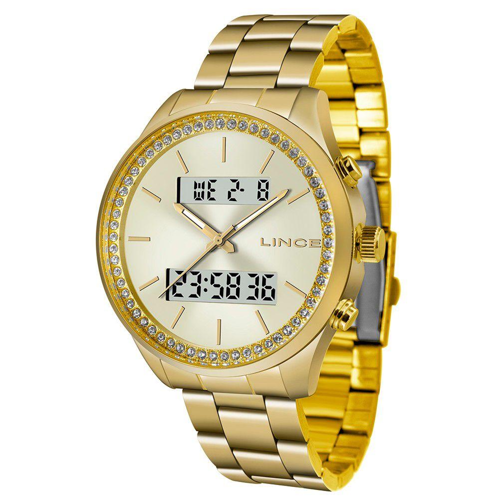 Relógio Feminino Lince Urban LAG4591L-C1KX