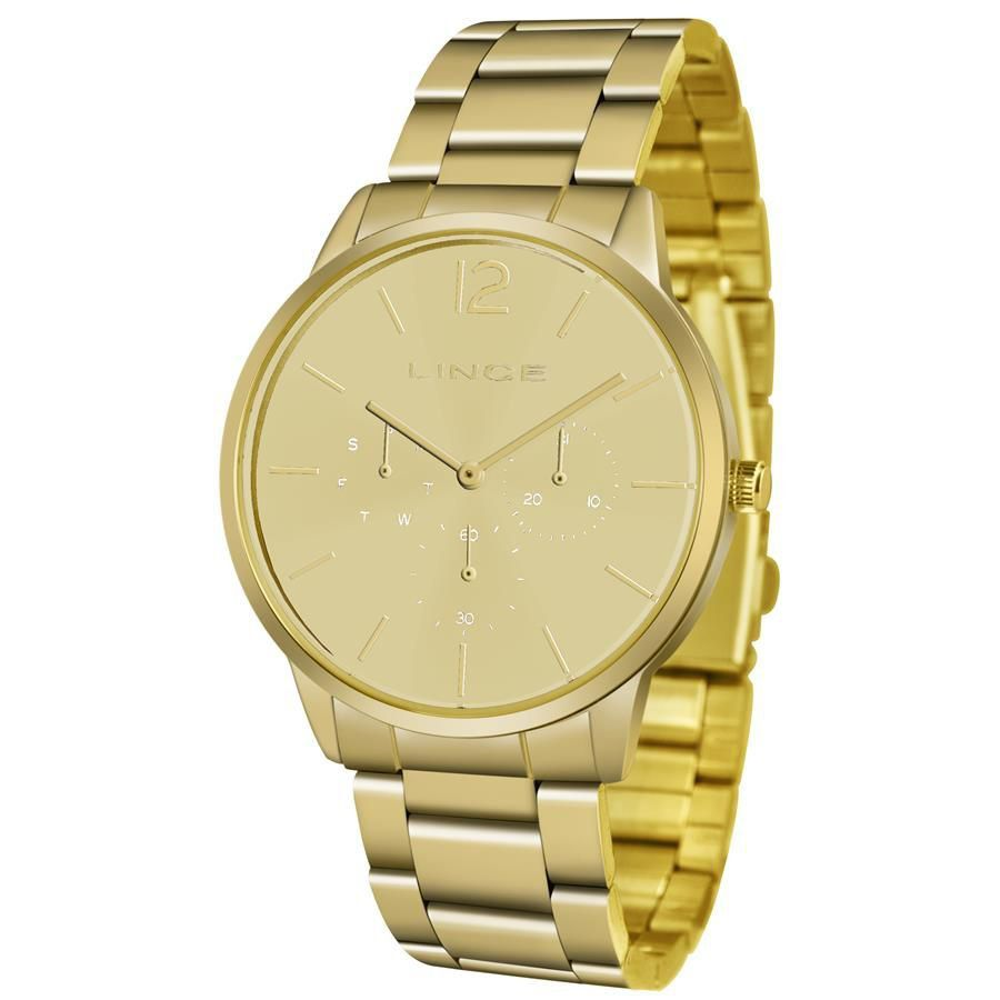 Relógio Feminino Lince Urban LMGJ087L-C2KX