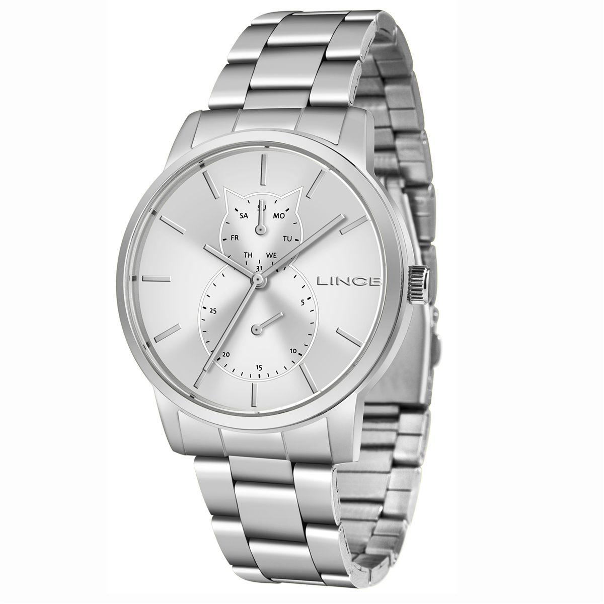 Relógio Feminino Lince Urban LMMJ086L-S1SX