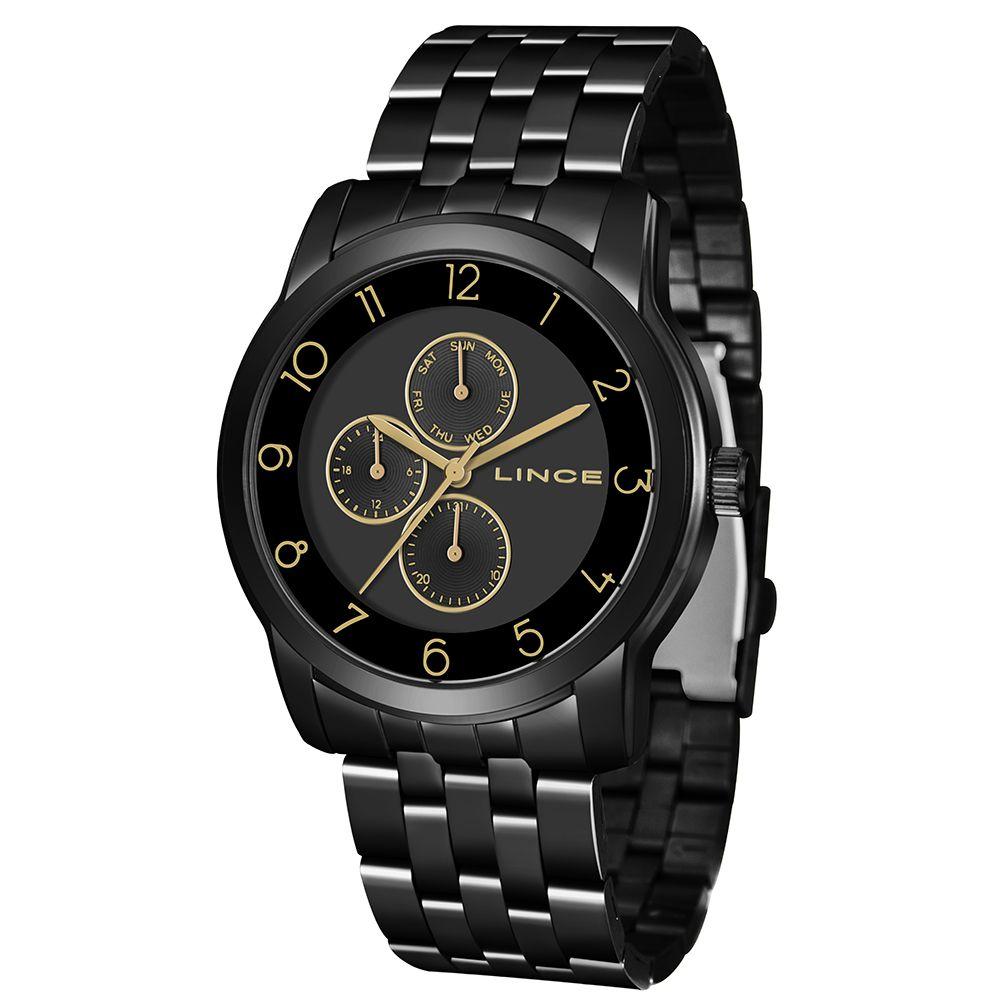 Relógio Feminino Lince Urban LMN4589L-P2PX