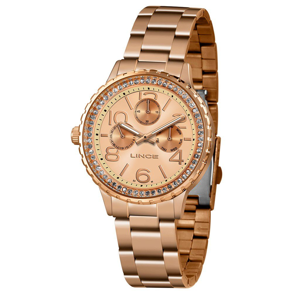 Relógio Feminino Lince Urban LMR4624L-R2RX
