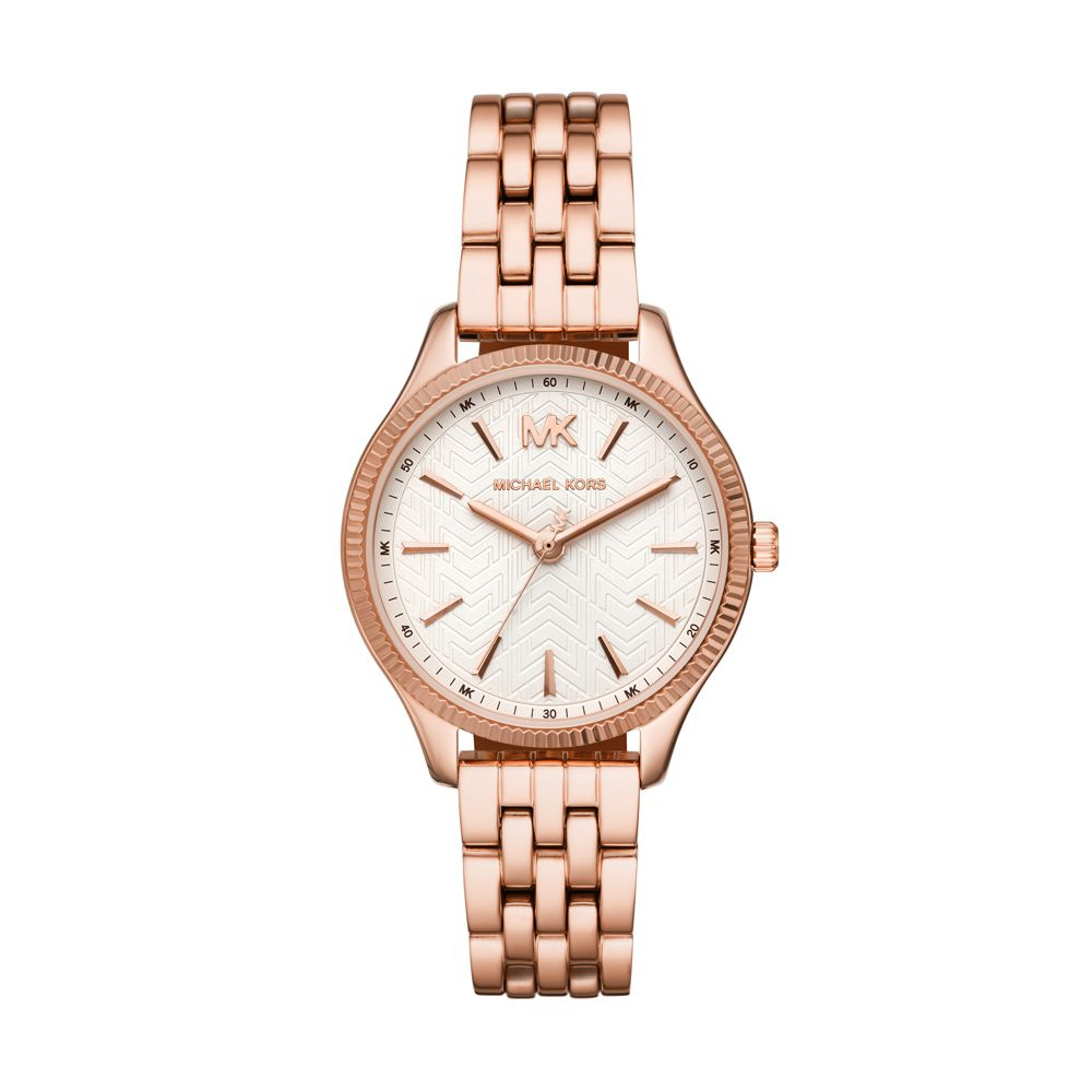 Relógio Feminino Michael Kors Lexington Rosê MK6641/1JN