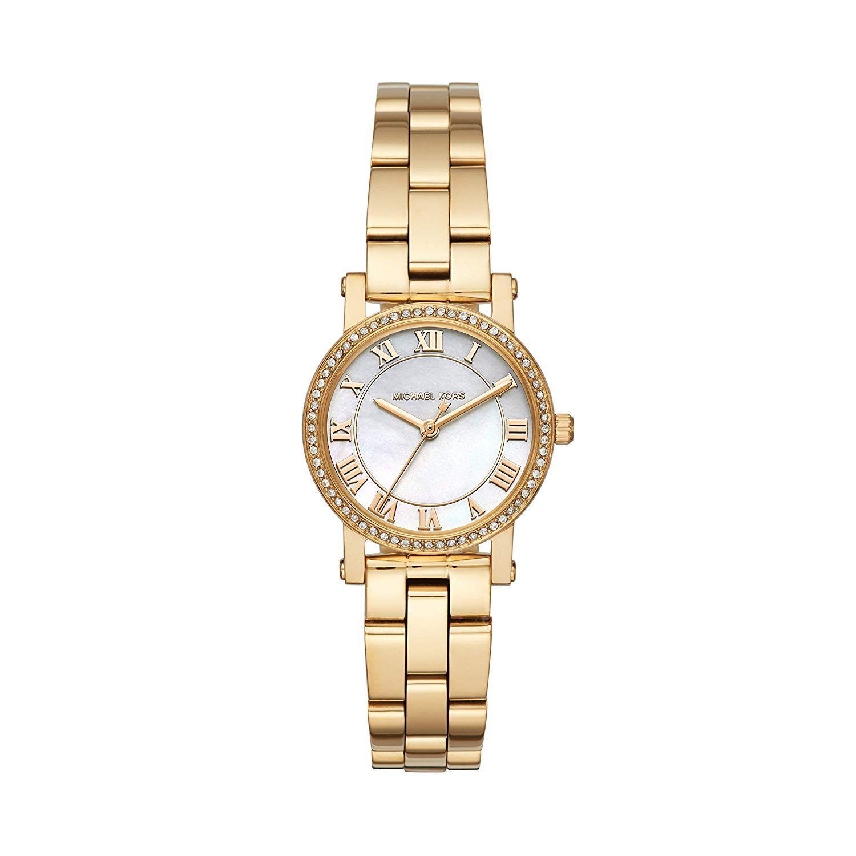 Relógio Feminino Michael Kors Petite Norie Dourado MK3682/4KN