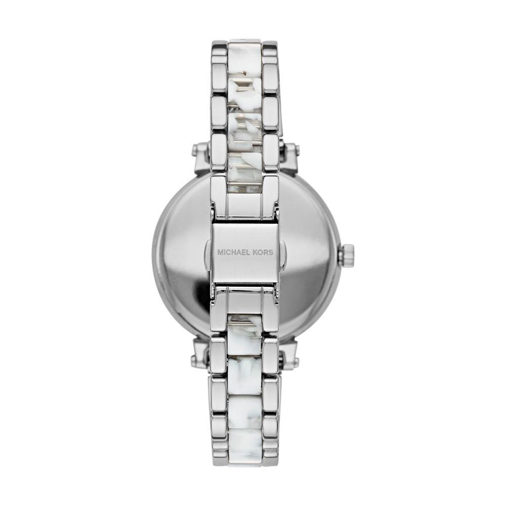 Relógio Feminino Michael Kors Sofie Prata MK4345/1KN