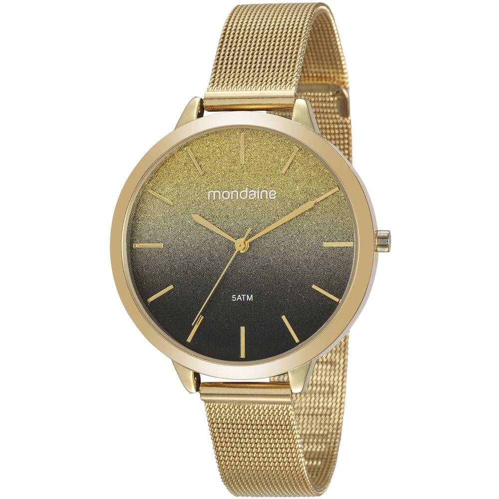 Relógio Feminino Mondaine 53618LPMKDE2