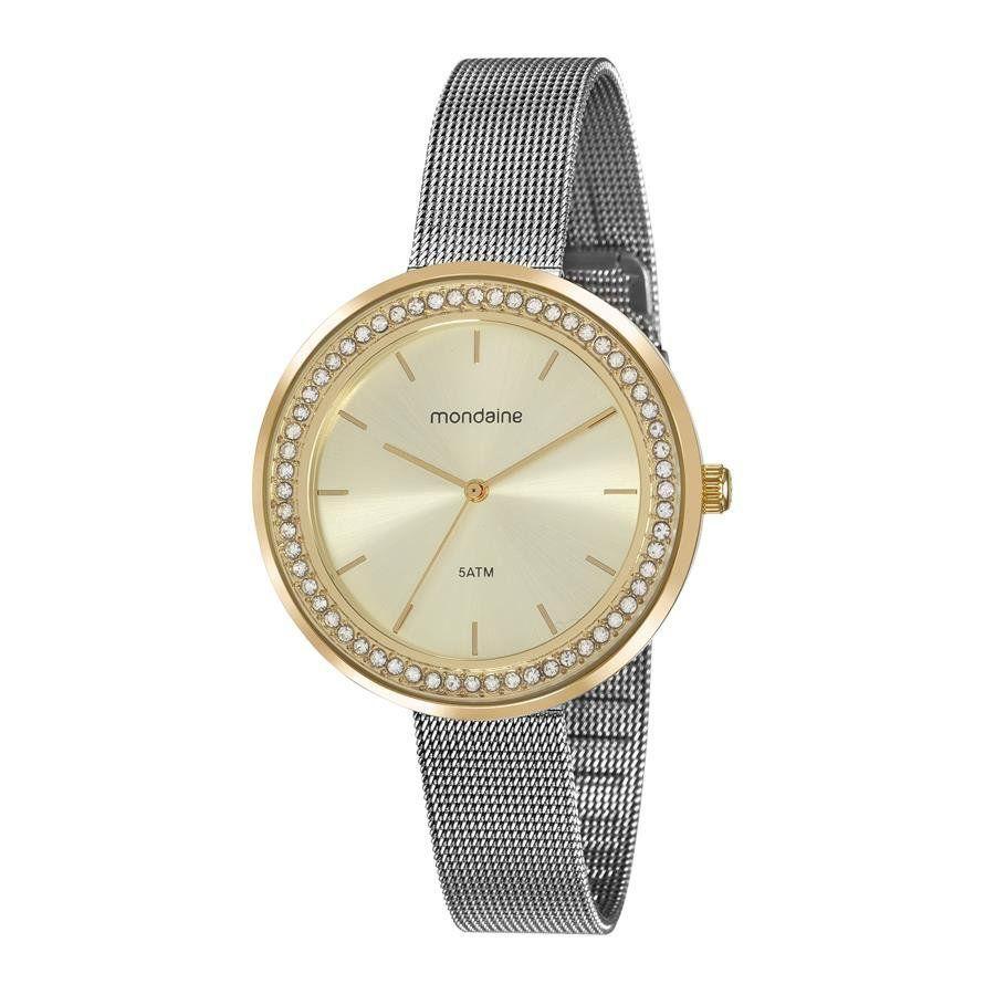 Relógio Feminino Mondaine 53668LPMVBE3