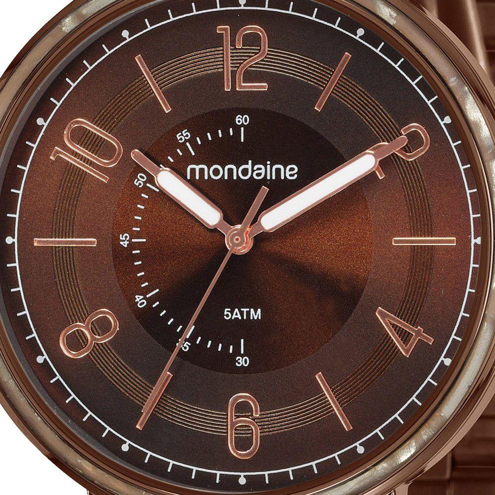 Relógio Feminino Mondaine 53677LPMVME2