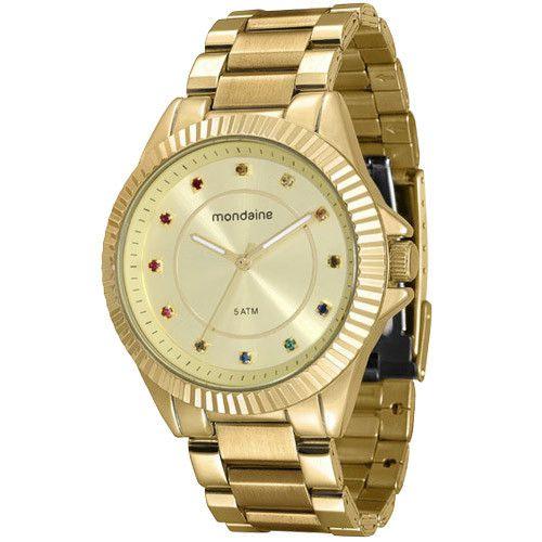 Relógio Feminino Mondaine 76498LPMVDE1