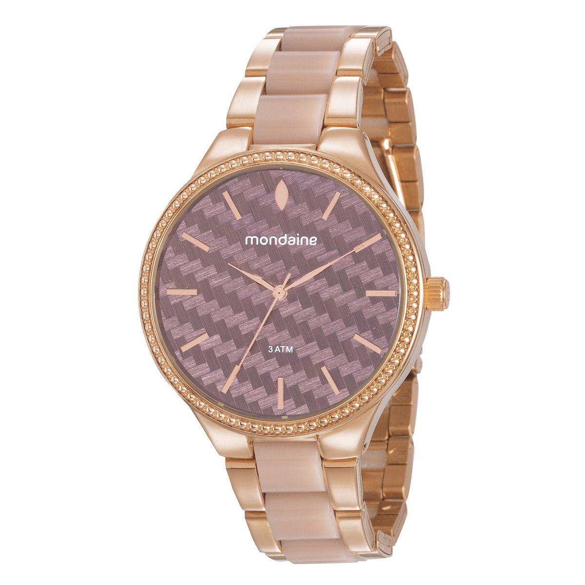 Relógio Feminino Mondaine 76713LPMVRE1