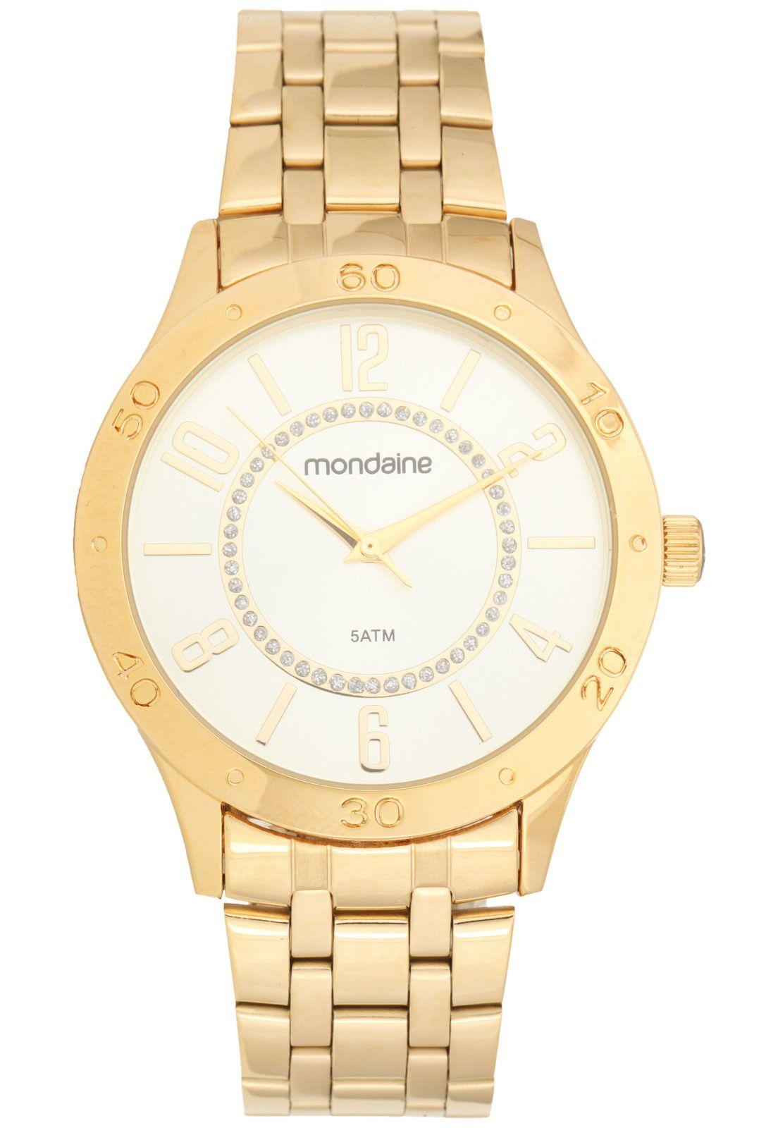 Relógio Feminino Mondaine 83345LPMVDE2