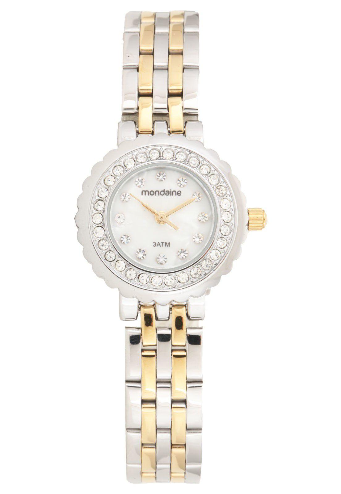Relógio Feminino Mondaine 94885LPMVBE2