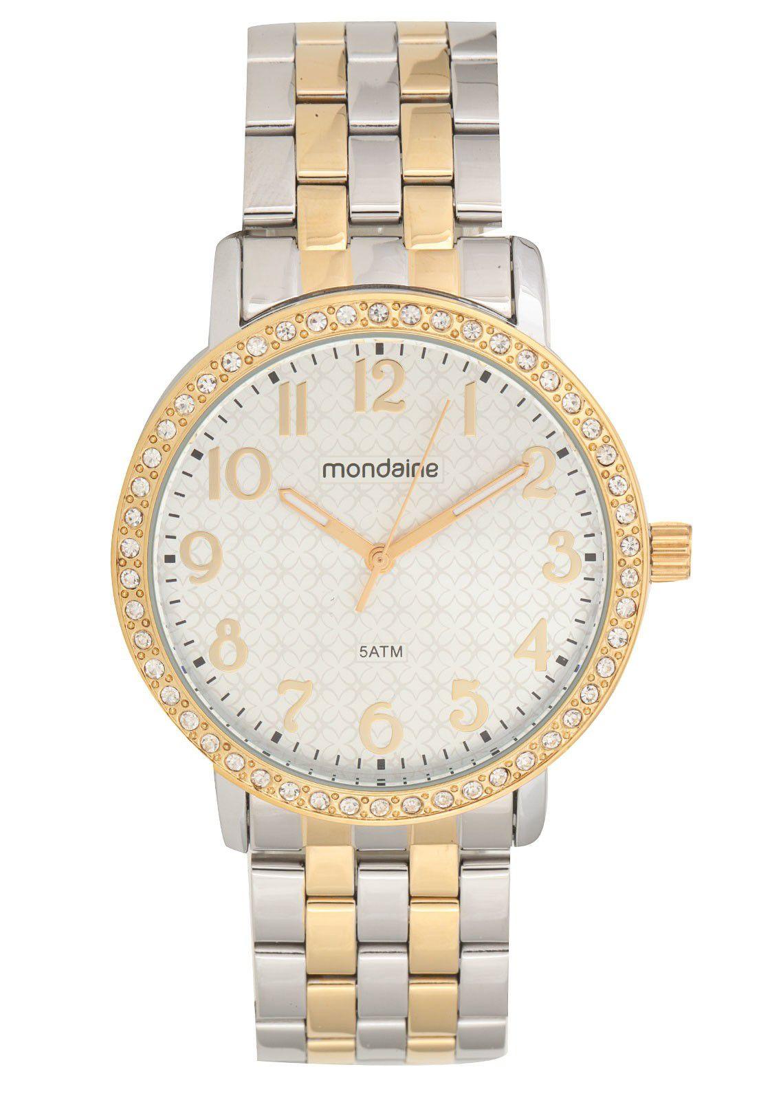 Relógio Feminino Mondaine 99011LPMVBE2