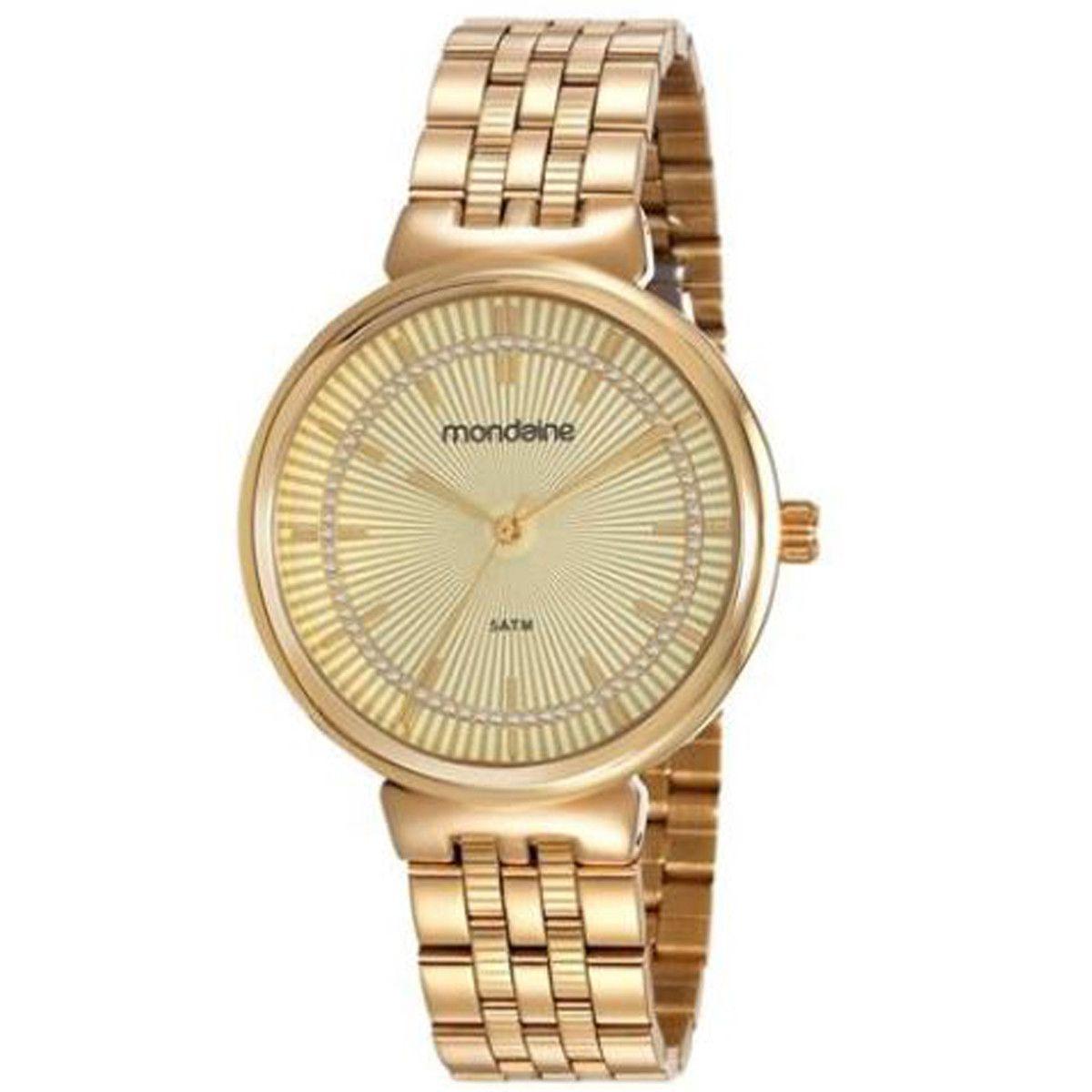 Relógio Feminino Mondaine 99360LPMVDE1