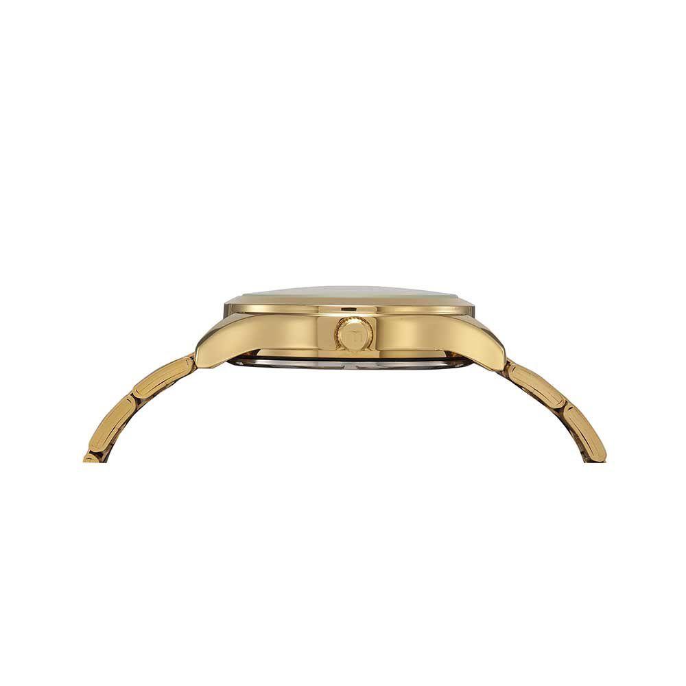 Relógio Feminino Mondaine Analógico Dourado 76728LPMVDE2
