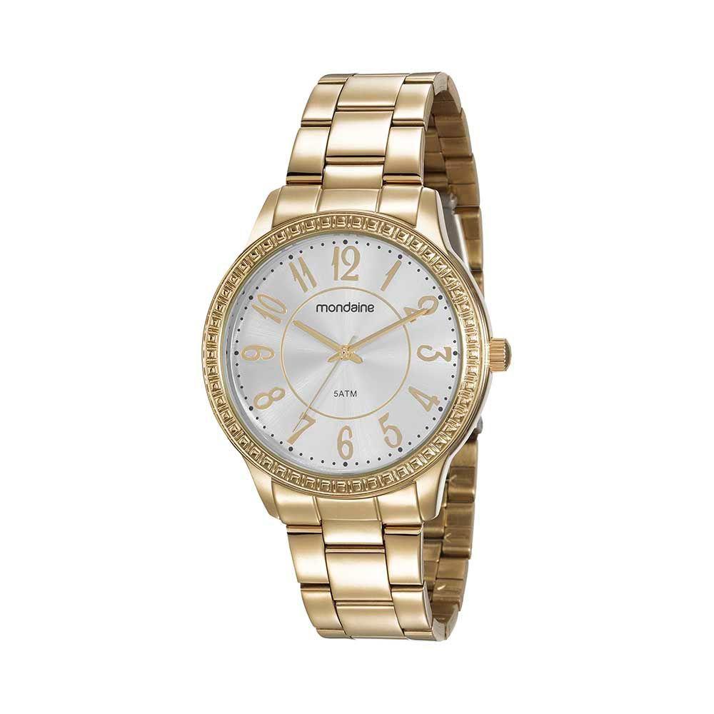 Relógio Feminino Mondaine Clássico 99363LPMVDE1