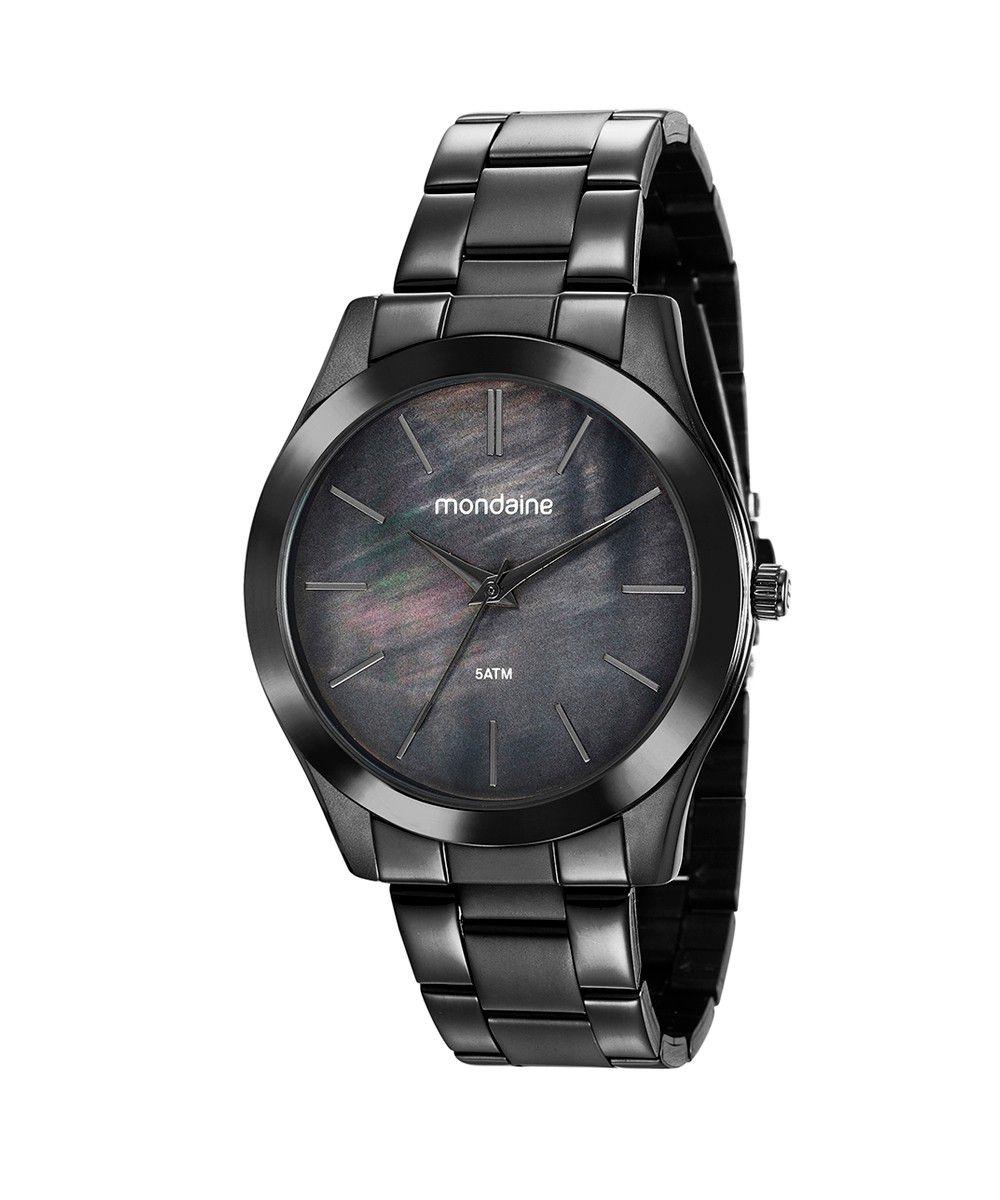 Relógio Feminino Mondaine Madreperola Furta-cor 53683LPMVSE1