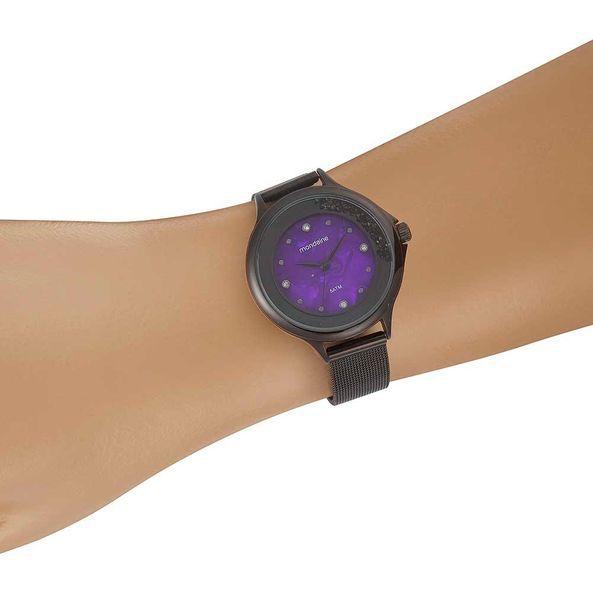 Relógio Feminino Mondaine Malha de Aço 99339LPMVPE1