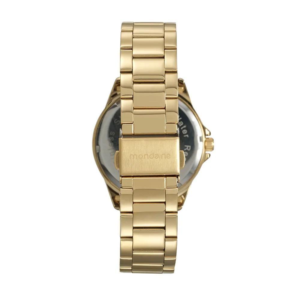 Relógio Feminino Mondaine Signo Gemeos 99128LPMKDE5
