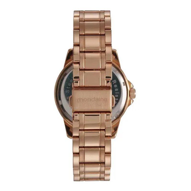 Relógio Feminino Mondaine Strass 53601LPMVRE3