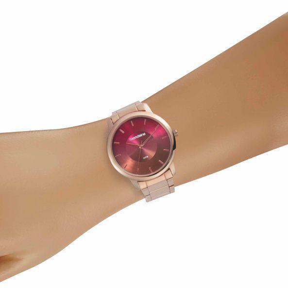 Relógio Feminino Mondaine Visor Degrade 53606LPMVRE8
