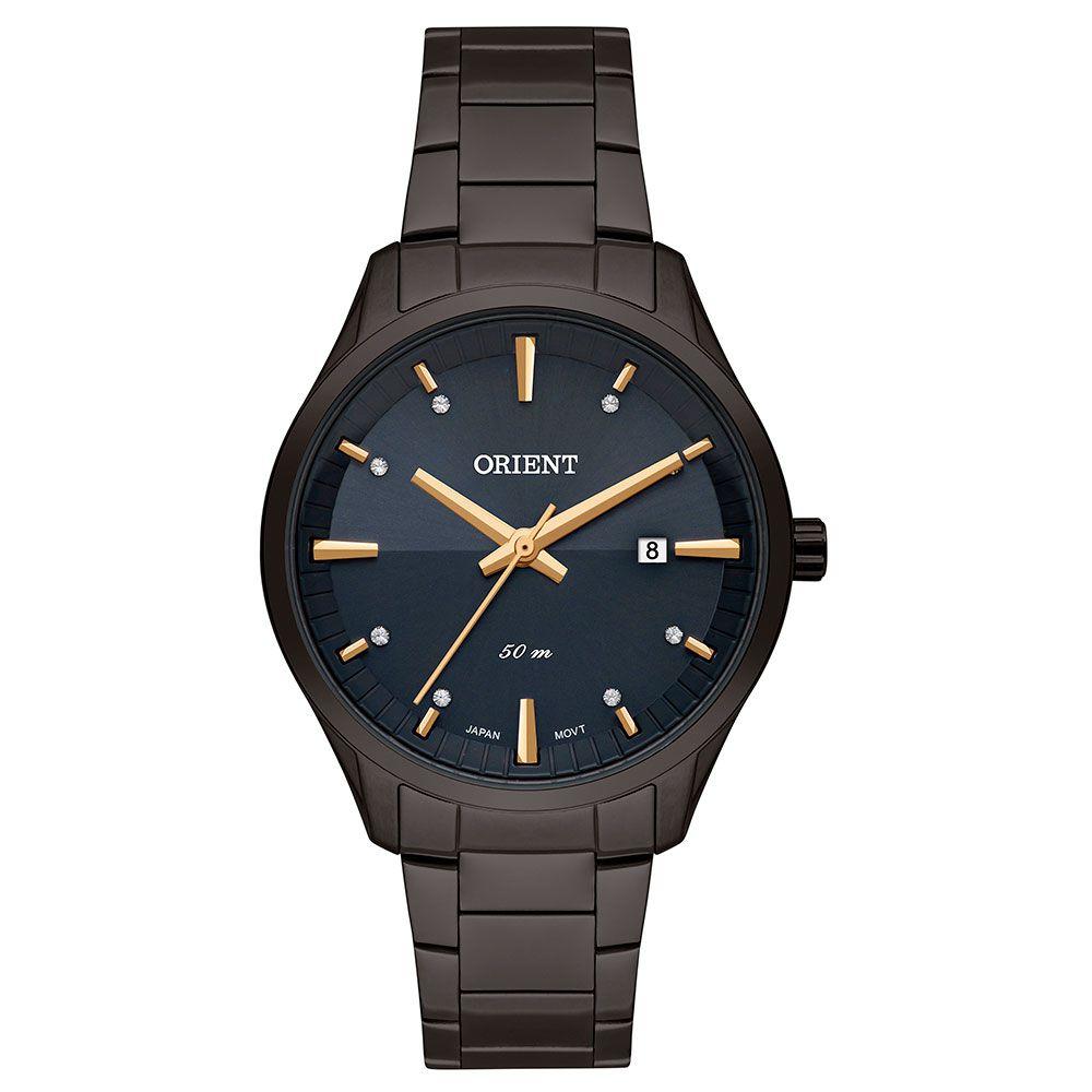 Relógio Feminino Orient Eternal Cinza FYSS1007-G1GX