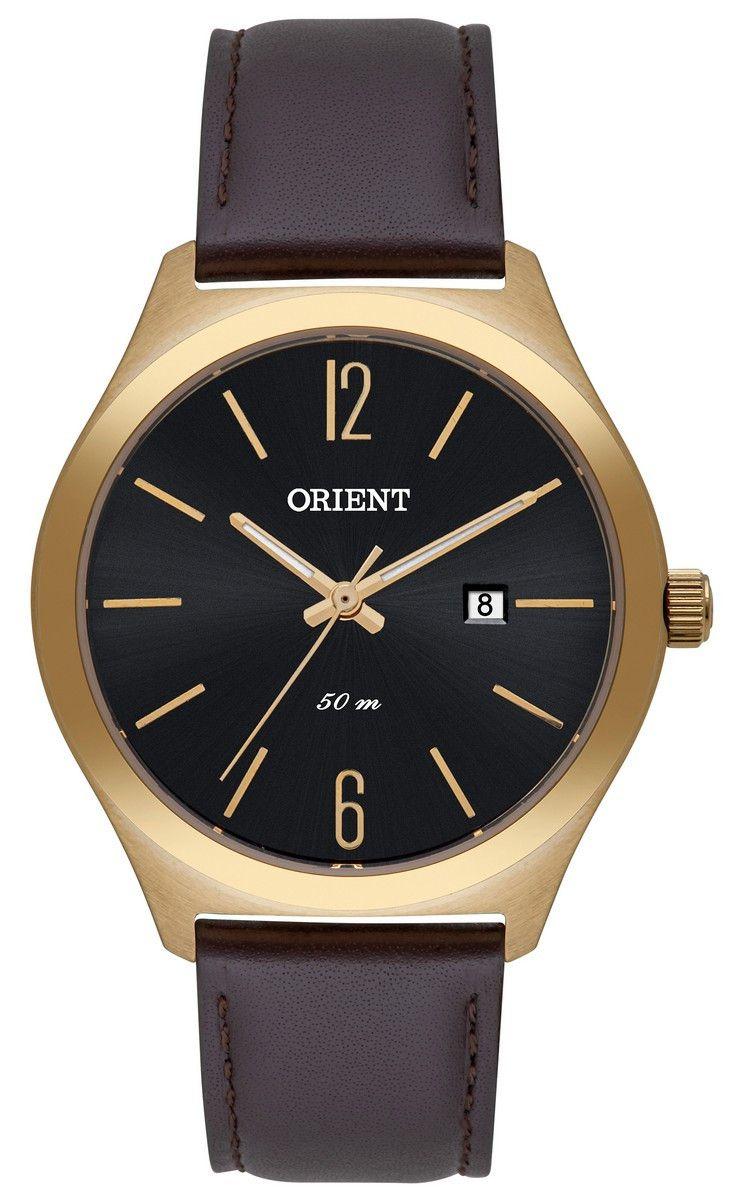 Relógio Feminino Orient Eternal Dourado MGSC1009-G2NX