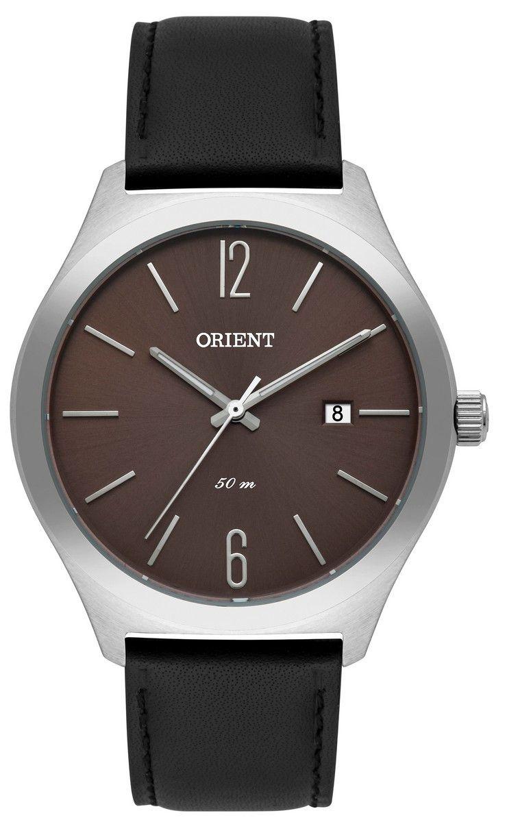 Relógio Feminino Orient Eternal Prata MBSC1033-N2PX