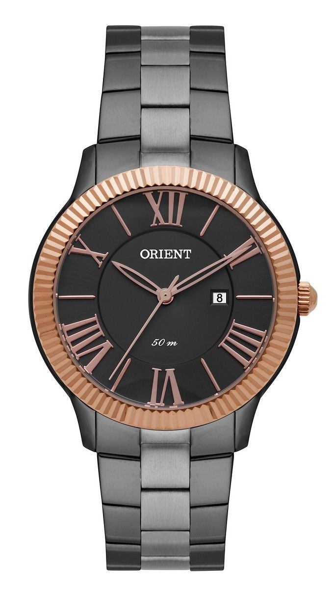 Relógio Feminino Orient Eternal Rosê FTSS1110-G3GX