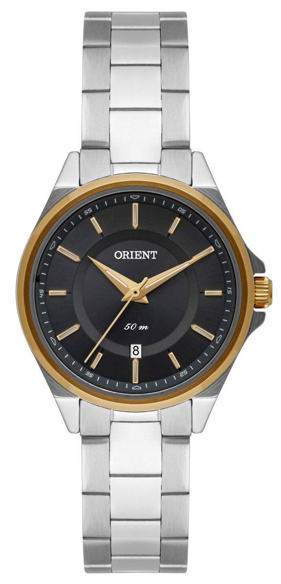 Relógio Feminino Orient Neo Sports Dourado FTSS1135-G1SX