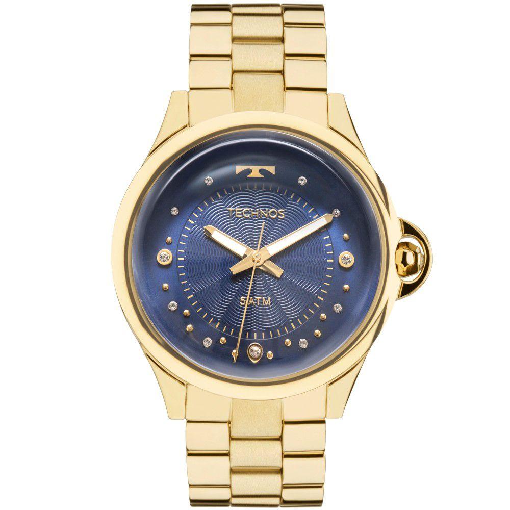 Relógio Feminino Technos Elegance Crystal 2039BM/4A