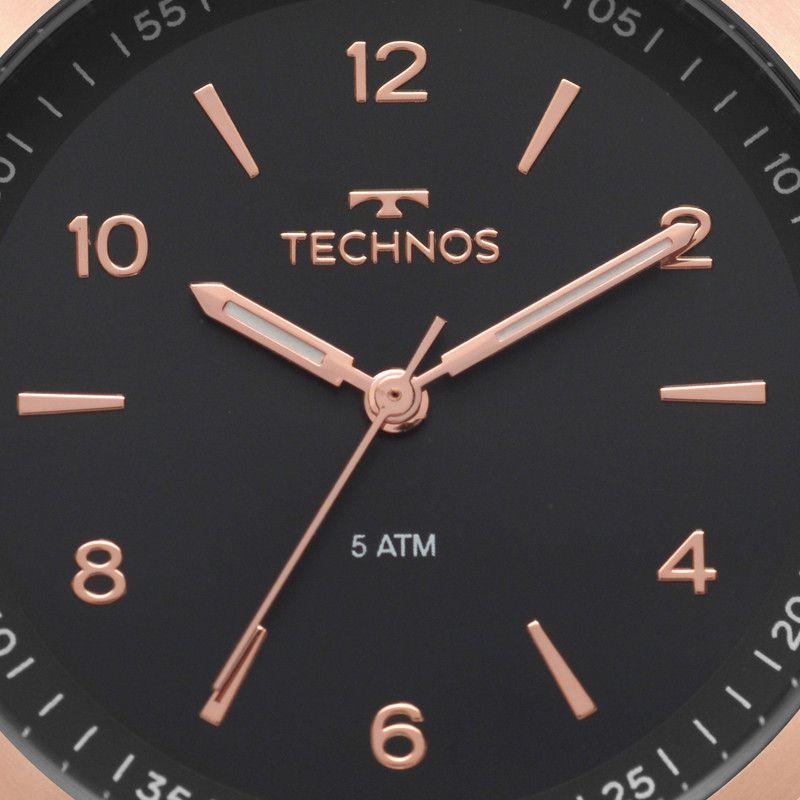 Relógio Feminino Technos Elegance Dress 2035MOV/5P