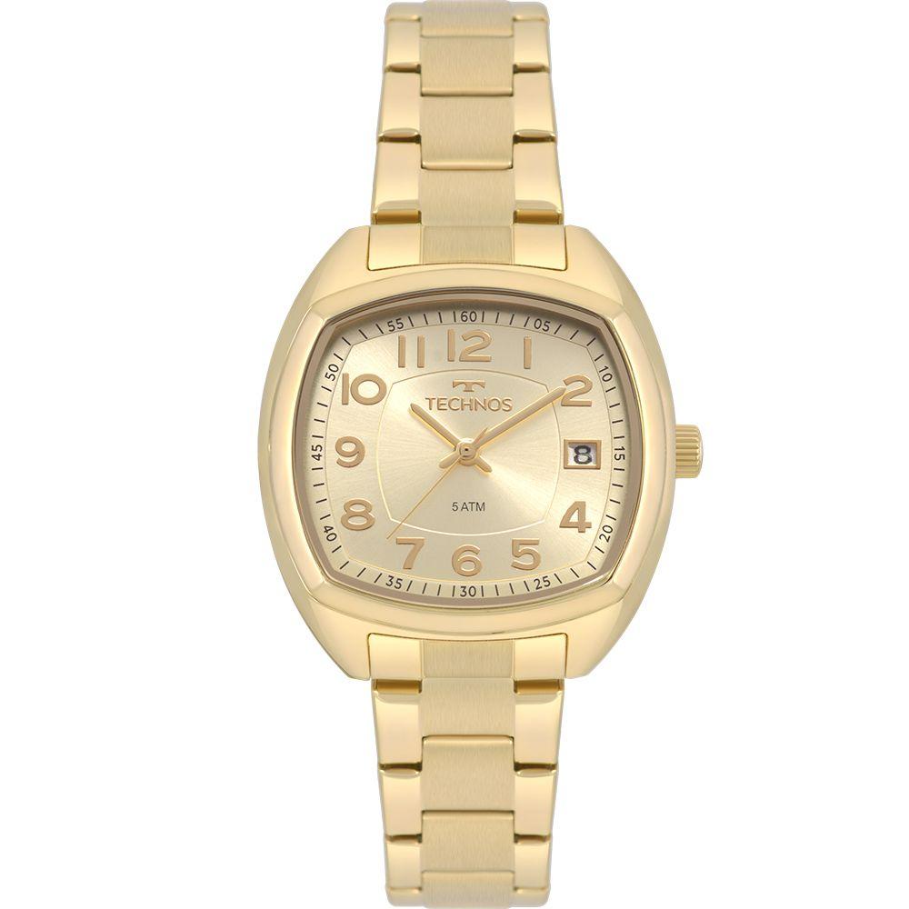 Relógio Feminino Technos Elegance Dress 2115MRJ/4X