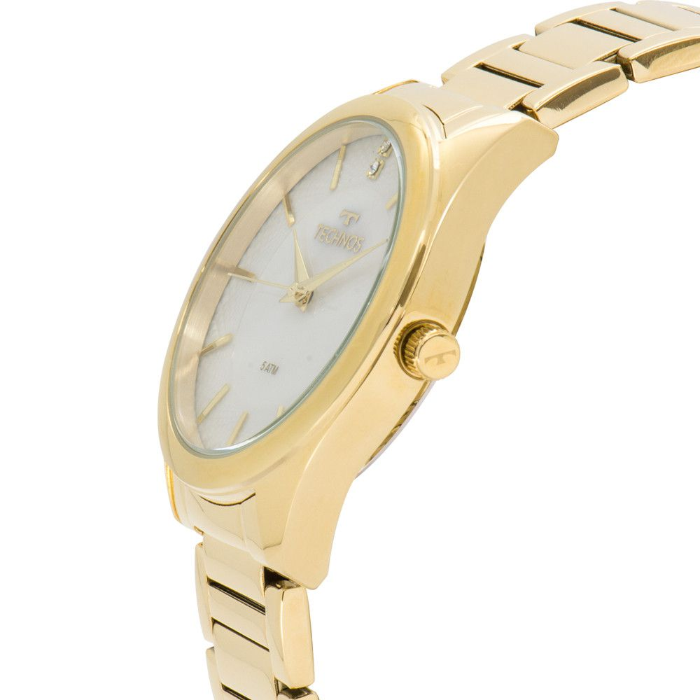 Relógio Feminino Technos Elegance St. Moritz 2036LOU/4B