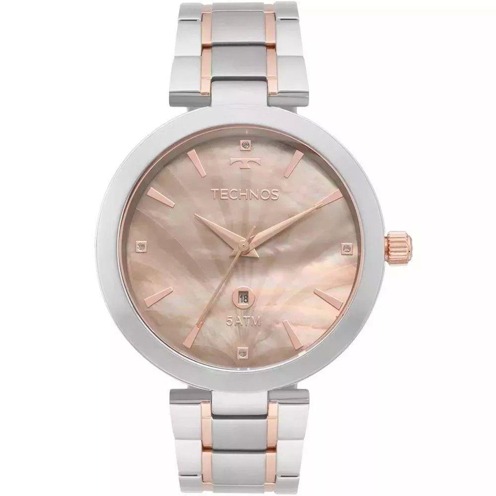 Relógio Feminino Technos Elegance St. Moritz GL10IE/5F