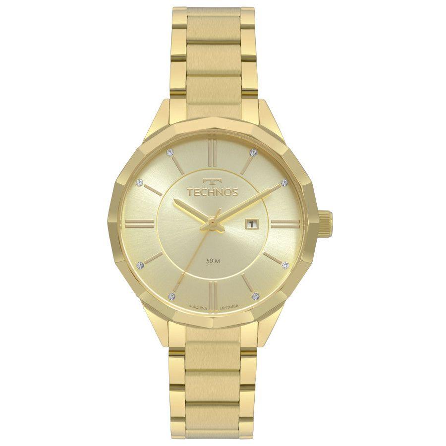 Relógio Feminino Technos Fashion Trend 2015CCL/4X