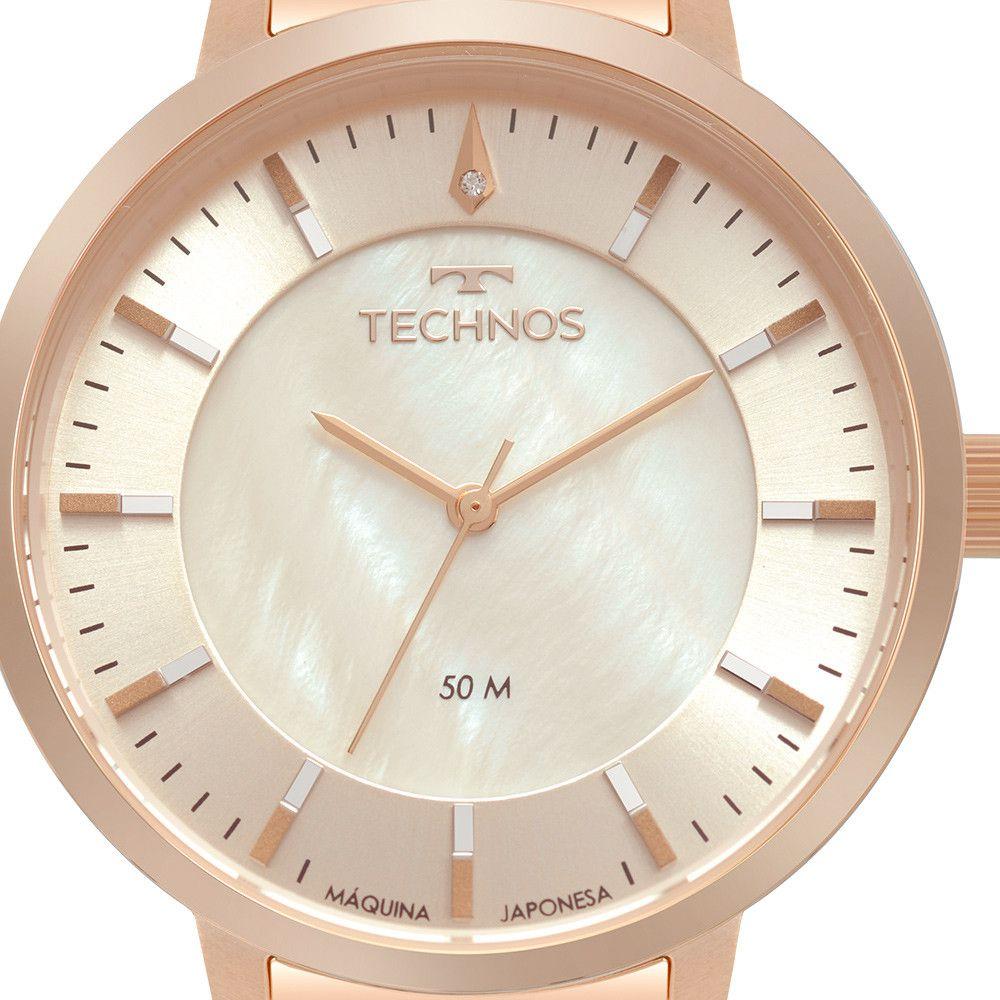 Relógio Feminino Technos Fashion Trend 2033CR/4B