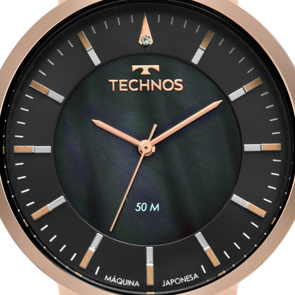 Relógio Feminino Technos Fashion Trend 2033CT/5C