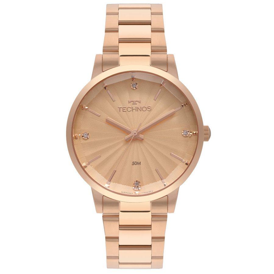 Relógio Feminino Technos Fashion Trend 2036MKU/4T