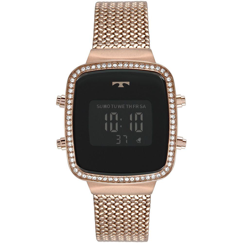 Relógio Feminino Technos Trend Rose BJ3478AB/4P