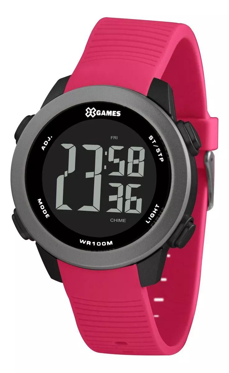 Relógio Feminino X Games Xport XFPPD080-PXRX