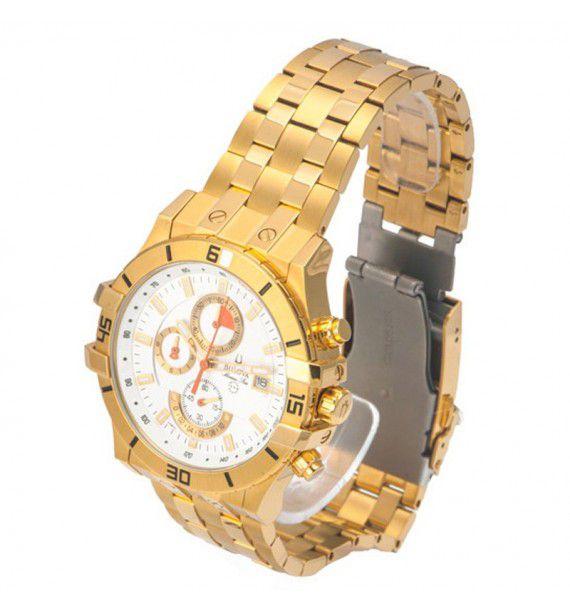 Relógio Masculino Bulova Marine Star WB30999H