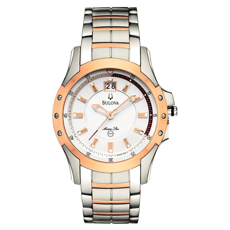 Relógio Masculino Bulova Marine Star WB31630Z