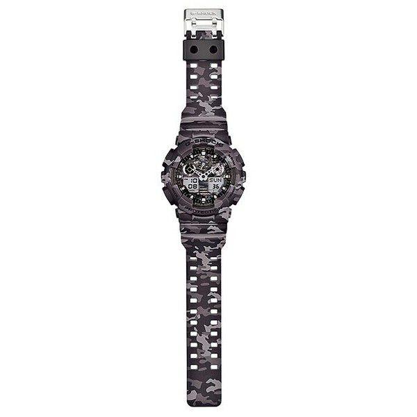 Relógio Masculino Casio G-Shock GA-100CM-8ADR