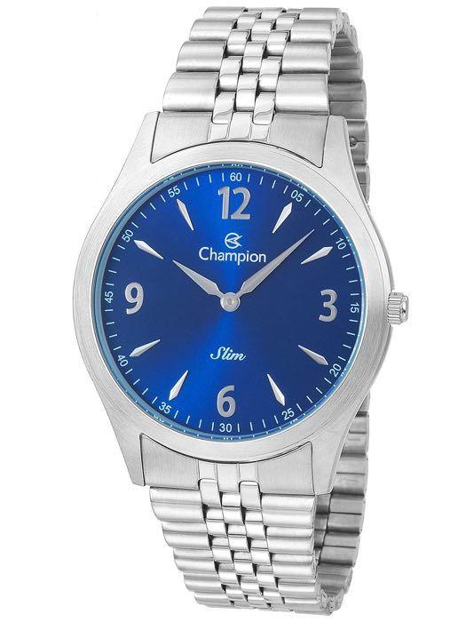 Relógio Masculino Champion Slim CA21777F