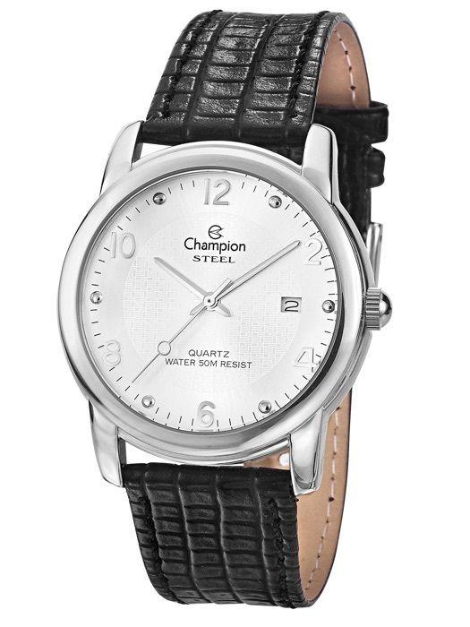 Relógio Masculino Champion Steel CA20447D