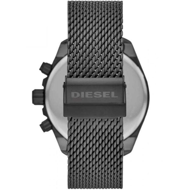 Relógio Masculino Diesel Analógico Cinza DZ4528/1CN